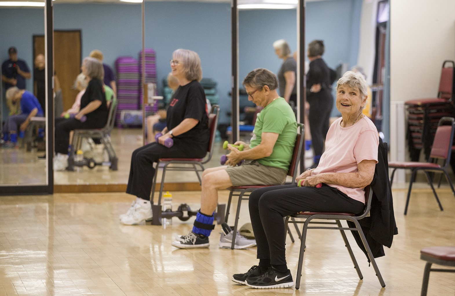 The Y Now Offers Classes at the Northampton Senior Center!