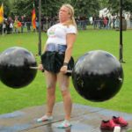photo of Donna Moore, World's Strongest Woman