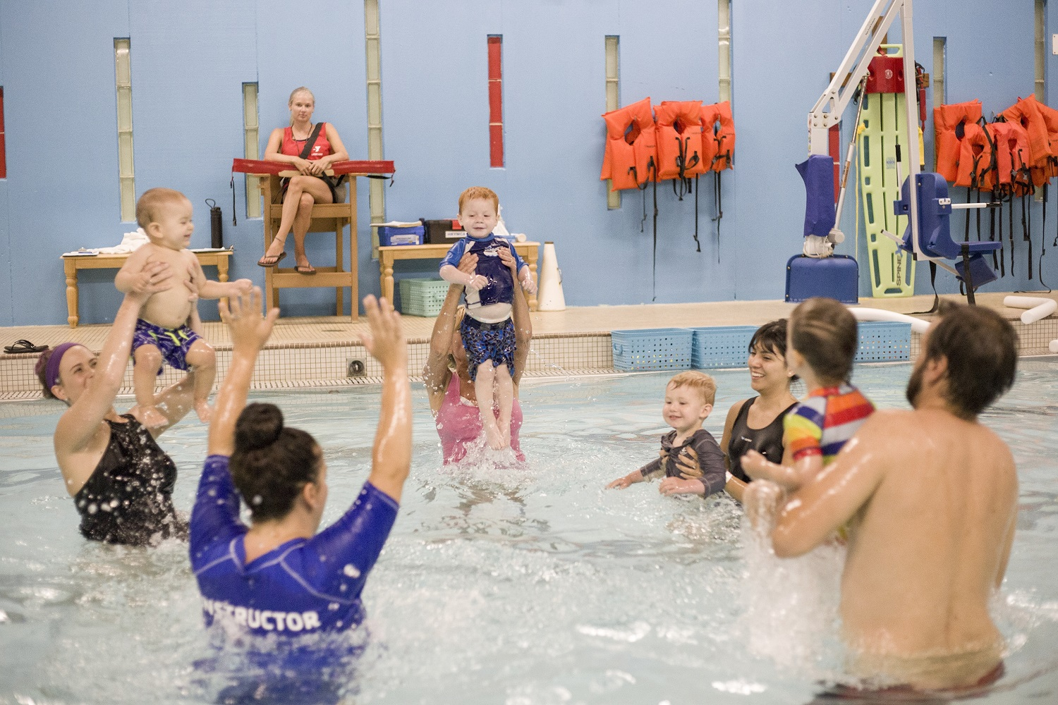 The Y's Small Pool Will Reopen on January 10!