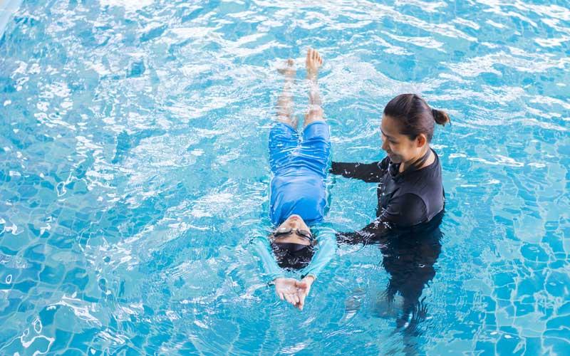 Register For Swim Lessons!
